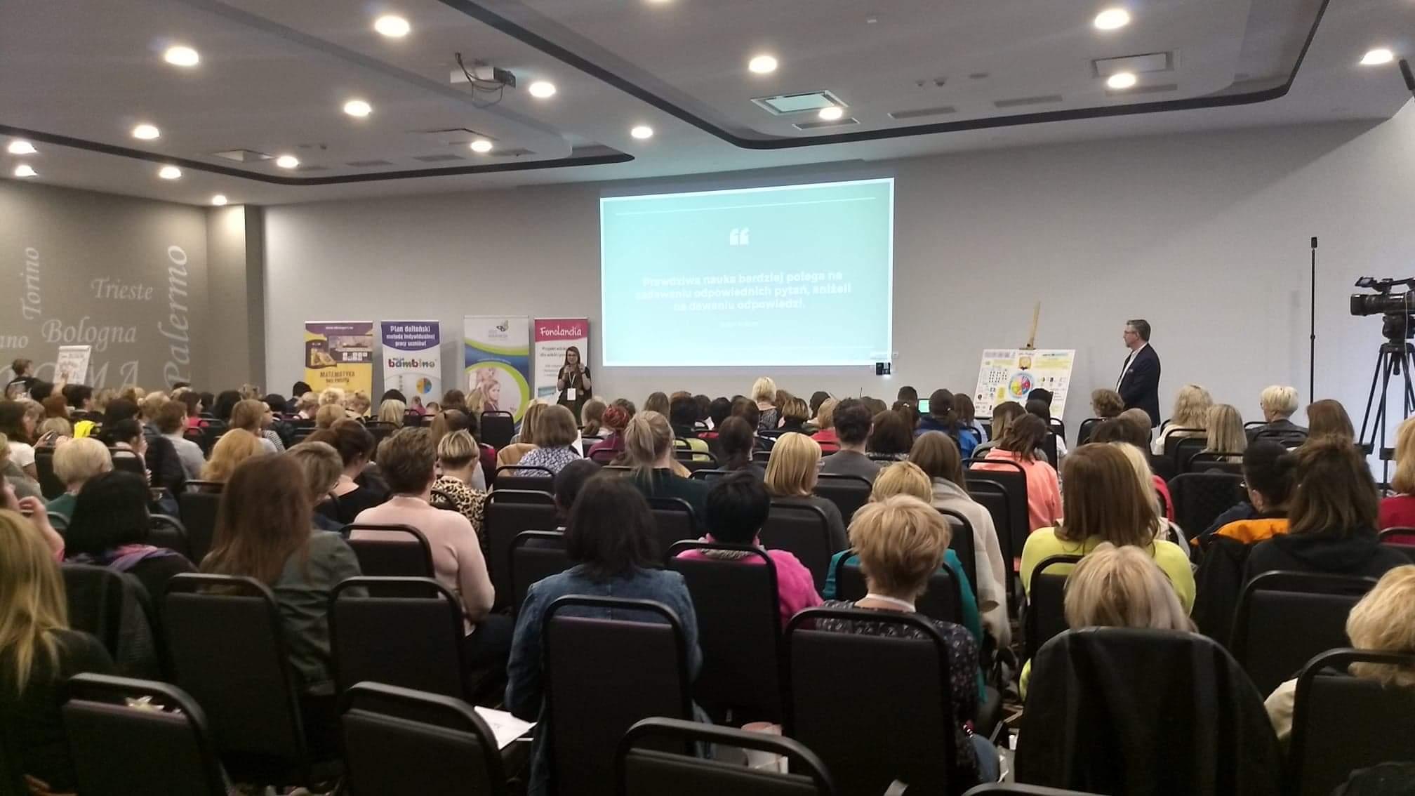 edukacja, konferencja edukacyjna, plan daltoński, podróże edukacyjne,